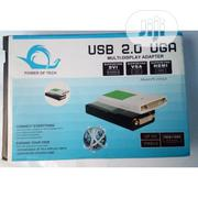USB Multi Dispaly Adapter to VGA | Accessories & Supplies for Electronics for sale in Lagos State, Ikeja