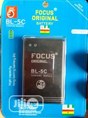 Original 5C Battery (Focus Original) | Accessories for Mobile Phones & Tablets for sale in Oyo State, Egbeda