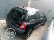 Renault Clio 2003 Sport 2.0 Black | Cars for sale in Lagos State, Isolo