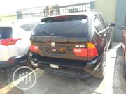 BMW X5 3.0D Automatic 2003 Black | Cars for sale in Lagos State, Alimosho