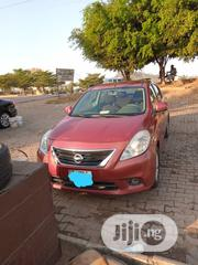 Nissan Almera 2013 Red | Cars for sale in Abuja (FCT) State, Jabi
