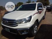Toyota Hilux 2016 White | Cars for sale in Abuja (FCT) State, Galadimawa