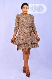 Short Double Layered Dress | Clothing for sale in Lagos State, Lagos Island