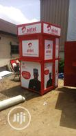 Kiosk Construction And Design Signage | Manufacturing Services for sale in Mushin, Lagos State, Nigeria