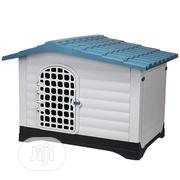 Strong Plastc Dog House Up For Your Sweet Pets | Pet's Accessories for sale in Lagos State, Lagos Mainland