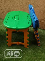 Plastic Foldable Step Stool   Children's Furniture for sale in Lagos State, Ikeja