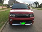 Land Rover Range Rover Sport 2013 HSE Lux Red | Cars for sale in Lagos State, Lekki Phase 1