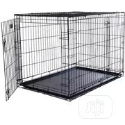 Dismantle Dog Cage For Sale | Pet's Accessories for sale in Lagos State, Lagos Mainland