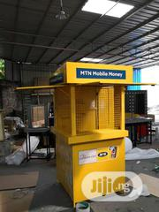 Kiosk Construction And Design Signage | Manufacturing Services for sale in Lagos State, Mushin