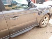 Land Rover Range Rover Sport 2006 HSE 4x4 (4.4L 8cyl 6A) Gray | Cars for sale in Lagos State, Isolo