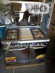 Brand New Nexus 4gas 2hot Plate Automatic Double Oven Electric and Gas | Restaurant & Catering Equipment for sale in Lagos State, Ojo
