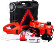 3-in-1 Auto Car Electric Hydraulic Floor Jack Lift And Impact Wrench   Vehicle Parts & Accessories for sale in Lagos State, Lekki Phase 1