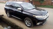 Toyota Highlander Limited 2012 Black | Cars for sale in Lagos State, Ifako-Ijaiye
