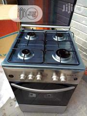 Brand New MAXI Standing Gas With Oven Fast Cooking Warranty | Restaurant & Catering Equipment for sale in Lagos State, Ojo