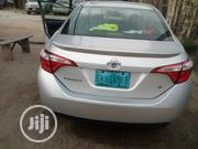 Toyota Corolla 2015 Silver | Cars for sale in Lagos State, Ojo