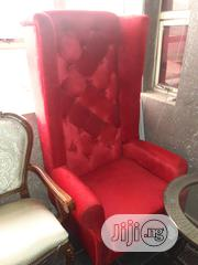1pc Of Single High Chair .Red And Black Available   Furniture for sale in Lagos State, Ojo