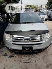 Ford Edge 2010 Silver | Cars for sale in Lagos State, Apapa