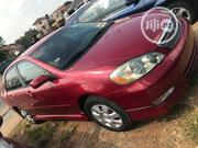 Toyota Corolla Sedan 2003 Red | Cars for sale in Oyo State, Ibadan