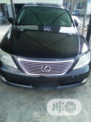 Lexus LS 2008 460 Black   Cars for sale in Oyo State, Ibadan South West