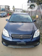 Toyota Matrix 2005 Blue | Cars for sale in Lagos State, Apapa