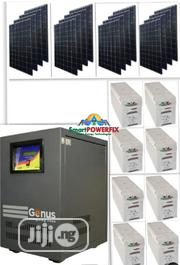 Xmas/New Year Promo... Solar Powered 5kva With Quanta Batteries | Solar Energy for sale in Abuja (FCT) State, Galadimawa