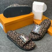 Mens Louis Vuitton Palm | Shoes for sale in Oyo State, Ido