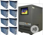 Xmas/New Year Promo 5kva Genus Inverter With Slim American Batteries | Electrical Equipments for sale in Abuja (FCT) State, Asokoro