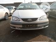Toyota Avensis 2002 2.0 D Verso Silver | Cars for sale in Lagos State, Lagos Mainland