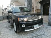 Land Rover Range Rover Sport 2009 HSE 4x4 (4.4L 8cyl 6A) Black | Cars for sale in Lagos State, Amuwo-Odofin