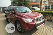 Toyota Highlander 2008 Limited 4x4 Red | Cars for sale in Lagos State, Agboyi/Ketu