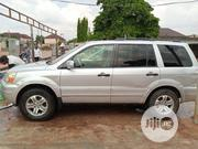 Honda Pilot 2004 Gray | Cars for sale in Lagos State, Ikotun/Igando