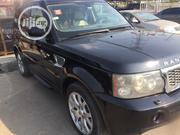Land Rover Range Rover Sport 2009 HSE 4x4 (4.4L 8cyl 6A) Black   Cars for sale in Lagos State, Lekki Phase 2