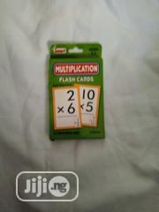 Multiplication Flashcard | Books & Games for sale in Lagos State, Agege