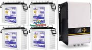 Xmas/New Year Promo Super Rugged 5kva For Your Homes And Offices | Solar Energy for sale in Lagos State, Lekki Phase 1