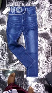 Mens Stock Jeans Blue Color | Clothing for sale in Lagos State, Lagos Island