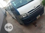 Clean Registered Toyota Hiace 2010 Model For Sale   Buses & Microbuses for sale in Lagos State, Ikotun/Igando
