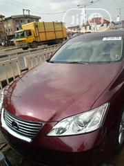 Lexus ES 350 2008 Red | Cars for sale in Lagos State, Lagos Island