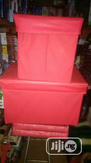 Storage Hamper Box Red | Home Accessories for sale in Lagos State, Lagos Island