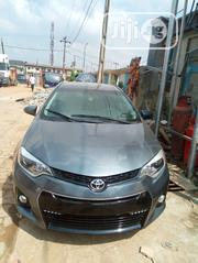 Toyota Corolla 2015 Gray | Cars for sale in Lagos State, Alimosho