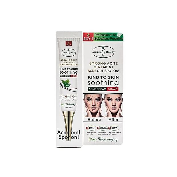 Aichun Beauty Strong Acne Ointment 3 Days Acne Out - Spot On
