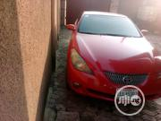 Toyota Solara 2005 Red   Cars for sale in Lagos State, Lagos Island