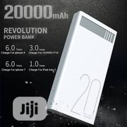 20000 Mah Remax Revolution Power Bank | Accessories for Mobile Phones & Tablets for sale in Lagos State, Ikeja