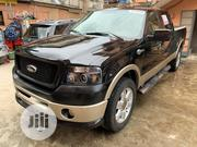 Ford F-150 2008 SuperCrew Black | Cars for sale in Lagos State, Ojodu