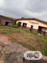 A Plot Of Land With Demolished Building Facing Main Road For Sale | Commercial Property For Sale for sale in Lagos State, Lagos Mainland