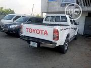 Toyota Hilux 2011 2.7 VVT-i 4X4 SRX White | Cars for sale in Delta State, Warri South