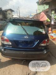 Lexus RX 2002 Blue | Cars for sale in Lagos State, Mushin