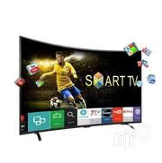 Polystar 32 Inches Curved Smart Tv | TV & DVD Equipment for sale in Lagos State, Lagos Island