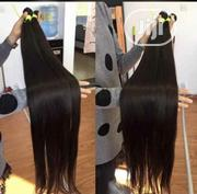 Bone Straight 40 Inches Weavon Comes With Closure | Hair Beauty for sale in Lagos State, Ajah