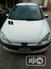 Peugeot 206 2005 White | Cars for sale in Abuja (FCT) State, Gwarinpa