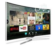 Polystar 65 Inches Smart Tv Curved   TV & DVD Equipment for sale in Lagos State, Lagos Island